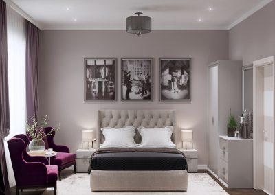Проект гостевой комнаты