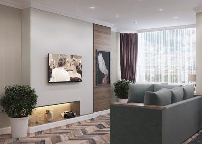 Гостиная фото дизайн проекта