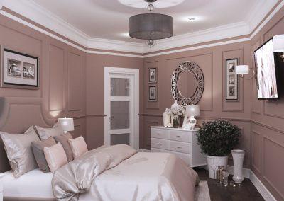 Дизайн в спальне